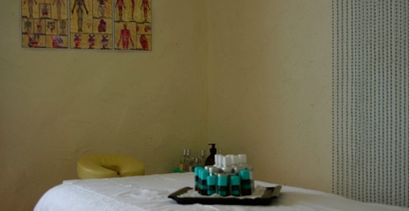 Massage Healing Session with Céline Gien