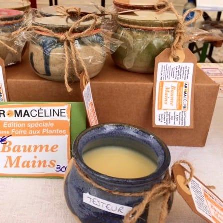 Baume Mains - Edition spéciale 15ème Foire aux Plantes